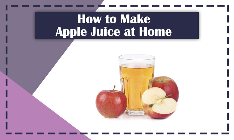 Fall's Favorite Drink: How to Make Apple Juice at Home with Blender