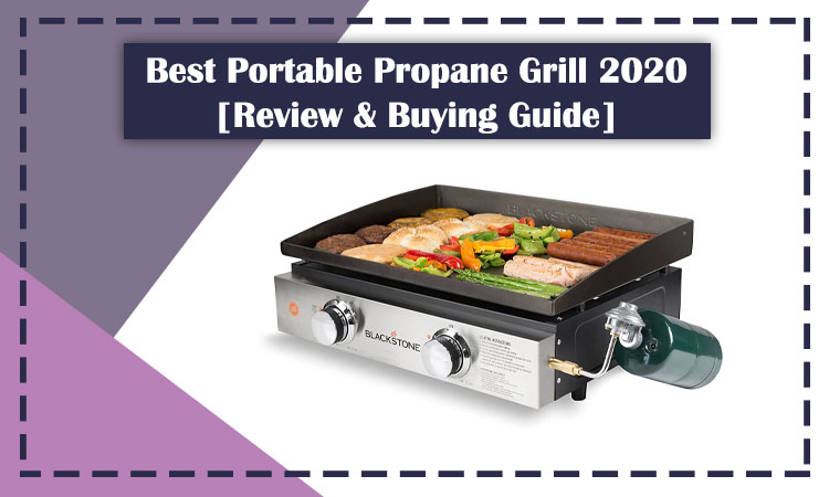 Best Portable Propane Grill 2020